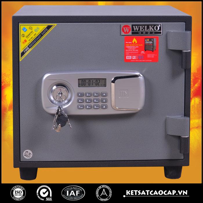 mua két sắt bảo mật WELKO Fire Resistant Safes tại Bến Tre 1