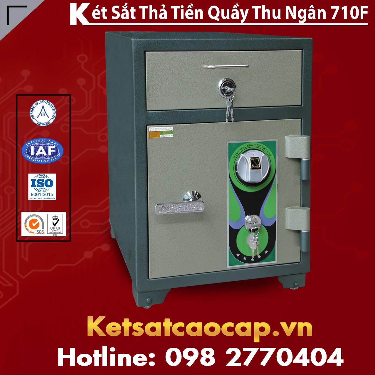 Két Sắt Vân Tay Bank Safes BEMC 710 F Tính Bảo Mật An Toàn Tuyệt Đối