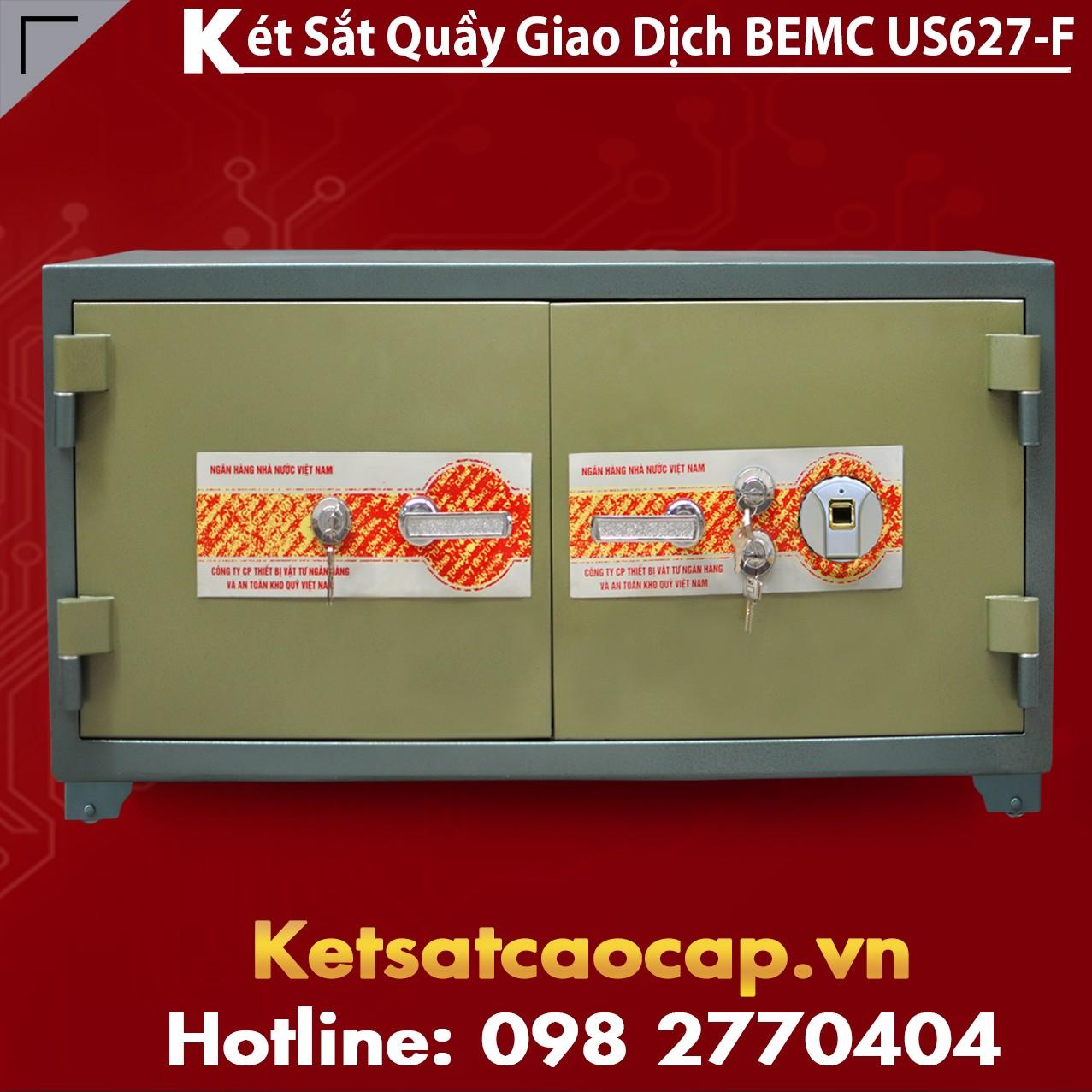 Két Sắt Vân Tay Bank Safes BEMC US627F Cao Cấp Đa Dạng Uy Tín nhất VN