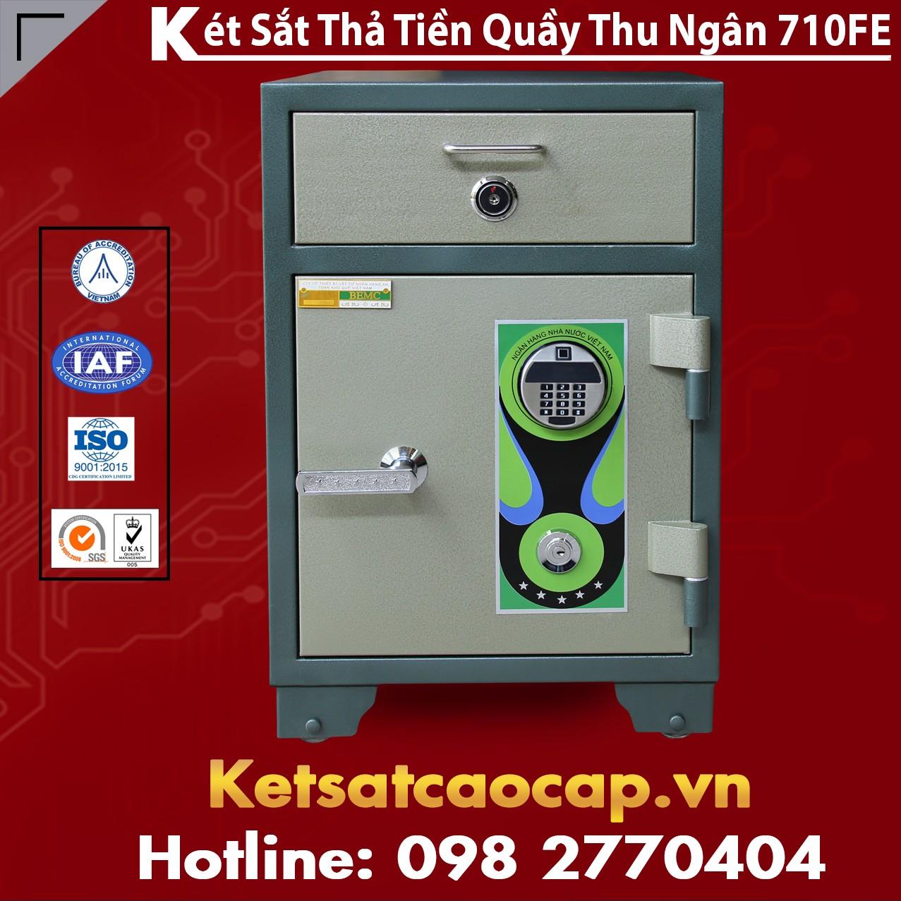 Két Sắt Vân Tay Điện Tử Hàn Quốc Bank Safe BEMC 710 FE Uy Tín Cao Cấp