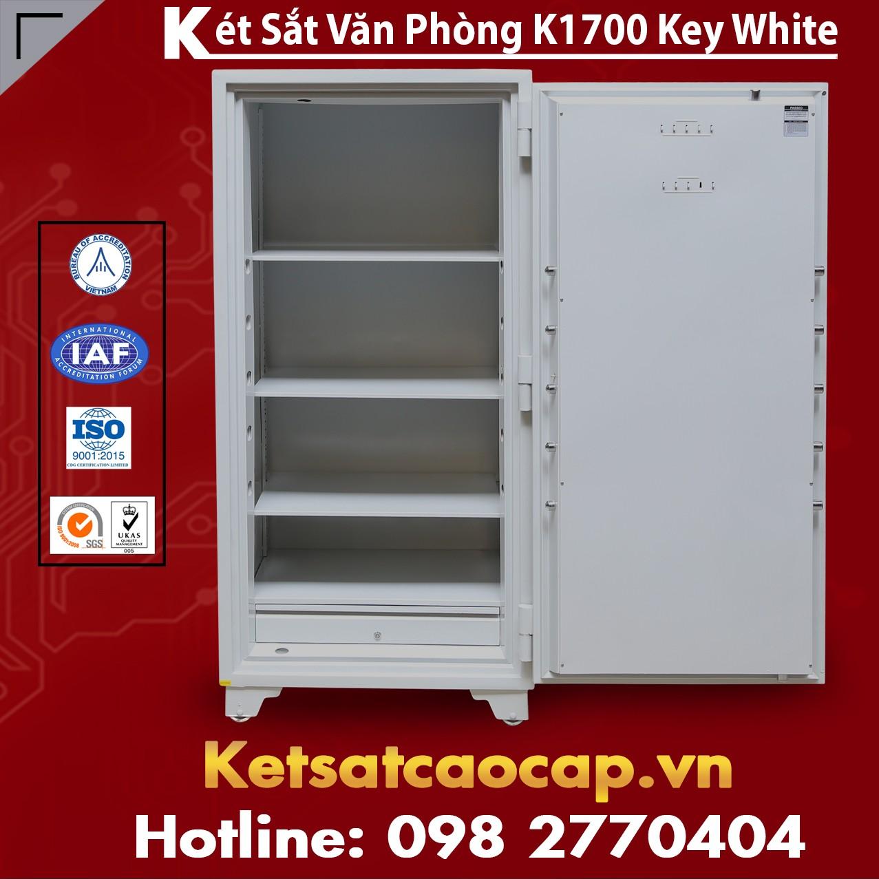 Nhà Máy Sản Xuất Két Sắt Văn Phòng chất lượng cao cấp số 1 Việt Nam