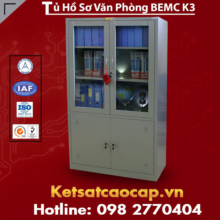 Thanh ly tu dung ho so treo tuong Fire Resistant Cabinets uy tin
