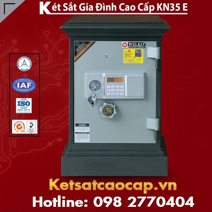 két sắt gia đình KN35 chống trộm
