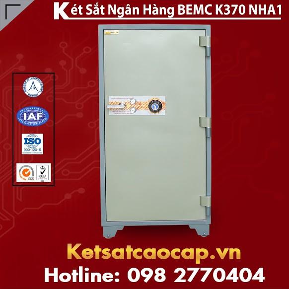 Két Sắt Ngân Hàng BEMC K370 NHA1 Vị Trí Đặt Két Sắt Phù Hợp Phong Thủy