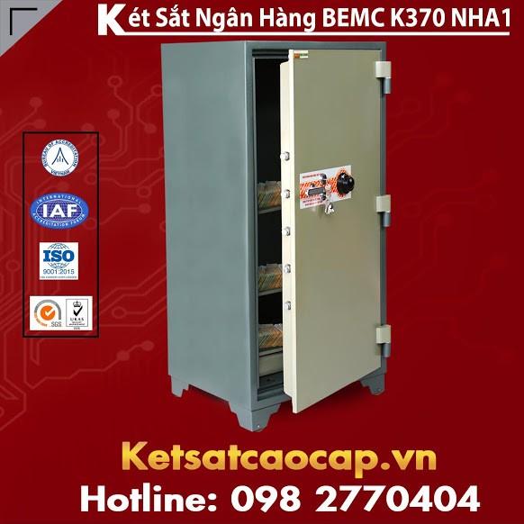 Két Sắt Ngân Hàng BEMC K370 NHA1 Nơi Cung Cấp Két Chuẩn Số 1 Việt Nam