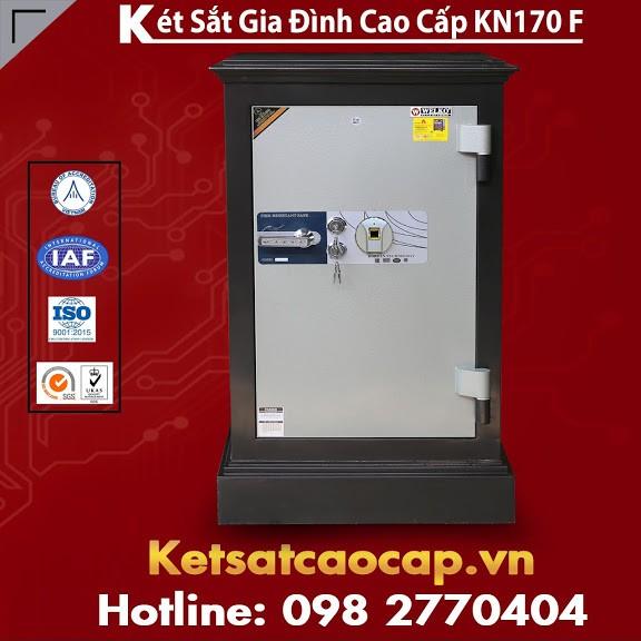 mua két sắt vân tay Hải Phòng mini