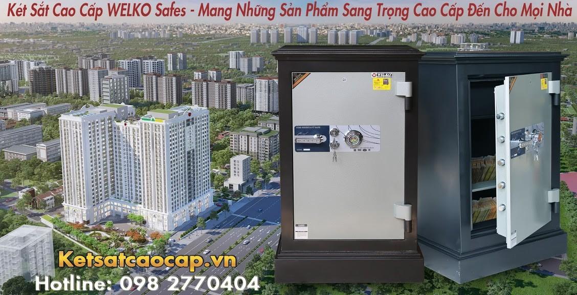 hình ảnh sản phẩm mua két sắt mini cho gia đình