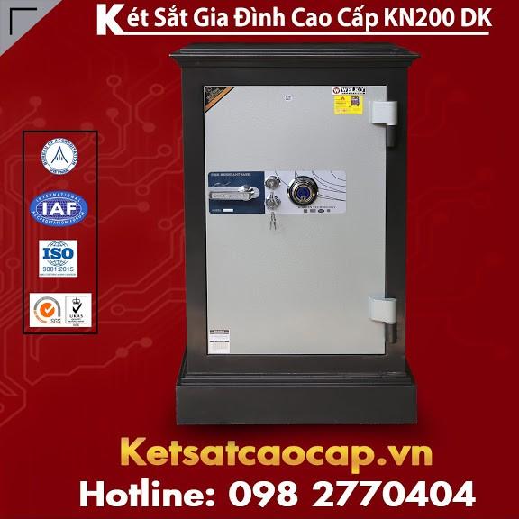 Két Sắt An Toàn KN200 Đổi Mã Nơi Cung Cấp Két Chuẩn Số 1 Việt Nam