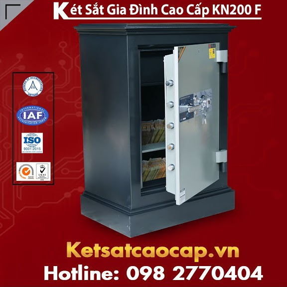 két sắt mini khoá vân tay giá rẻ