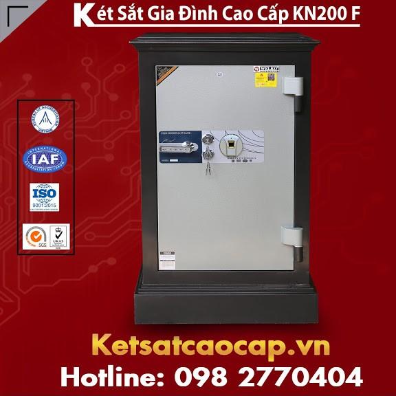 Két Sắt An Toàn KN200 Khóa Vân Tay Sử Dụng Chống Trộm Hàng Đầu Việt Nam