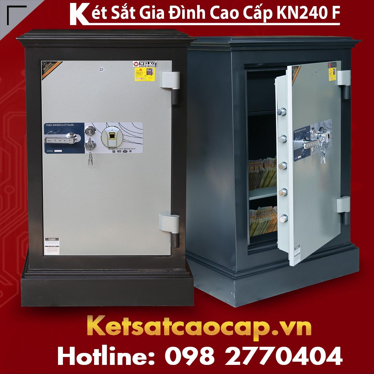 tư vấn mua két sắt gia đình - két sắt Fireproof Safes