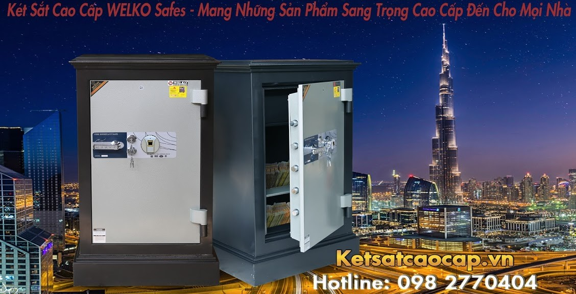 hình ảnh sản phẩm tư vấn két sắt gia đình tại hcm