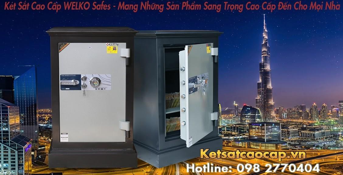 hình ảnh sản phẩm két sắt chống cháy ks500k2c1