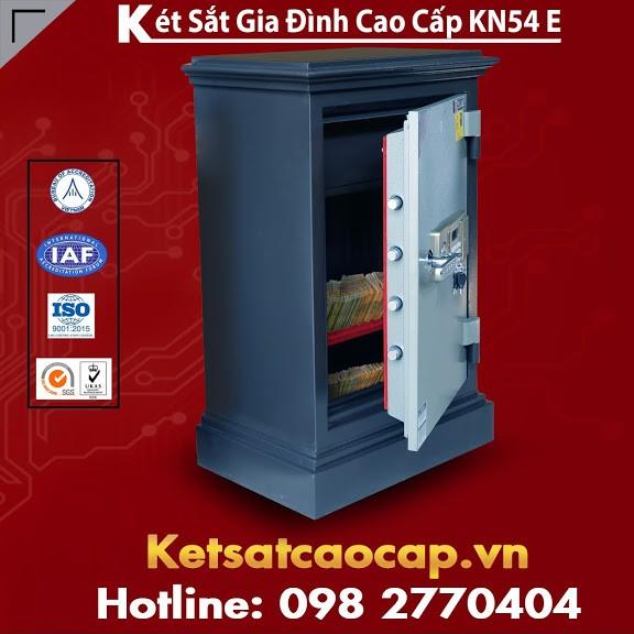 két sắt chống cháy điện tử