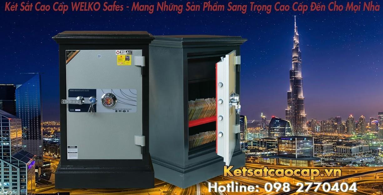 hình ảnh sản phẩm Fireproof Safes Két Sắt Vật Dụng Hữu Hiệu Để Bảo Vệ Tài Sản Gia Đình