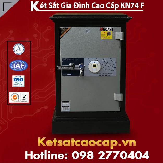 két sắt vân tay ks80 an toàn