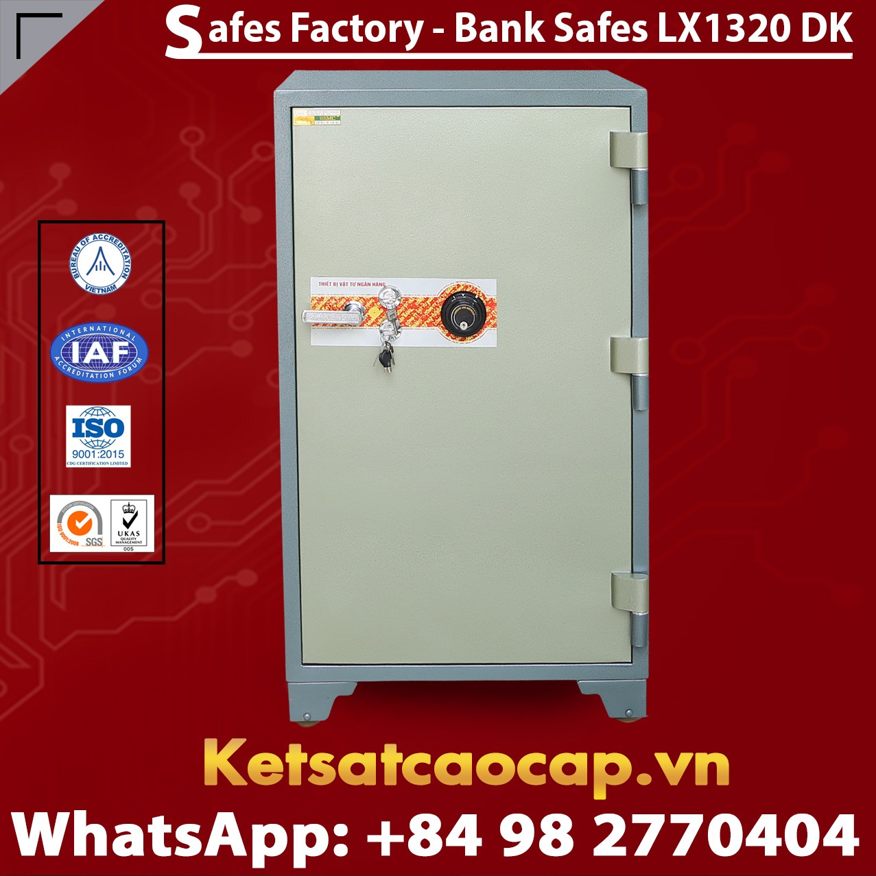 Bank Safes High Quality Price Ratio