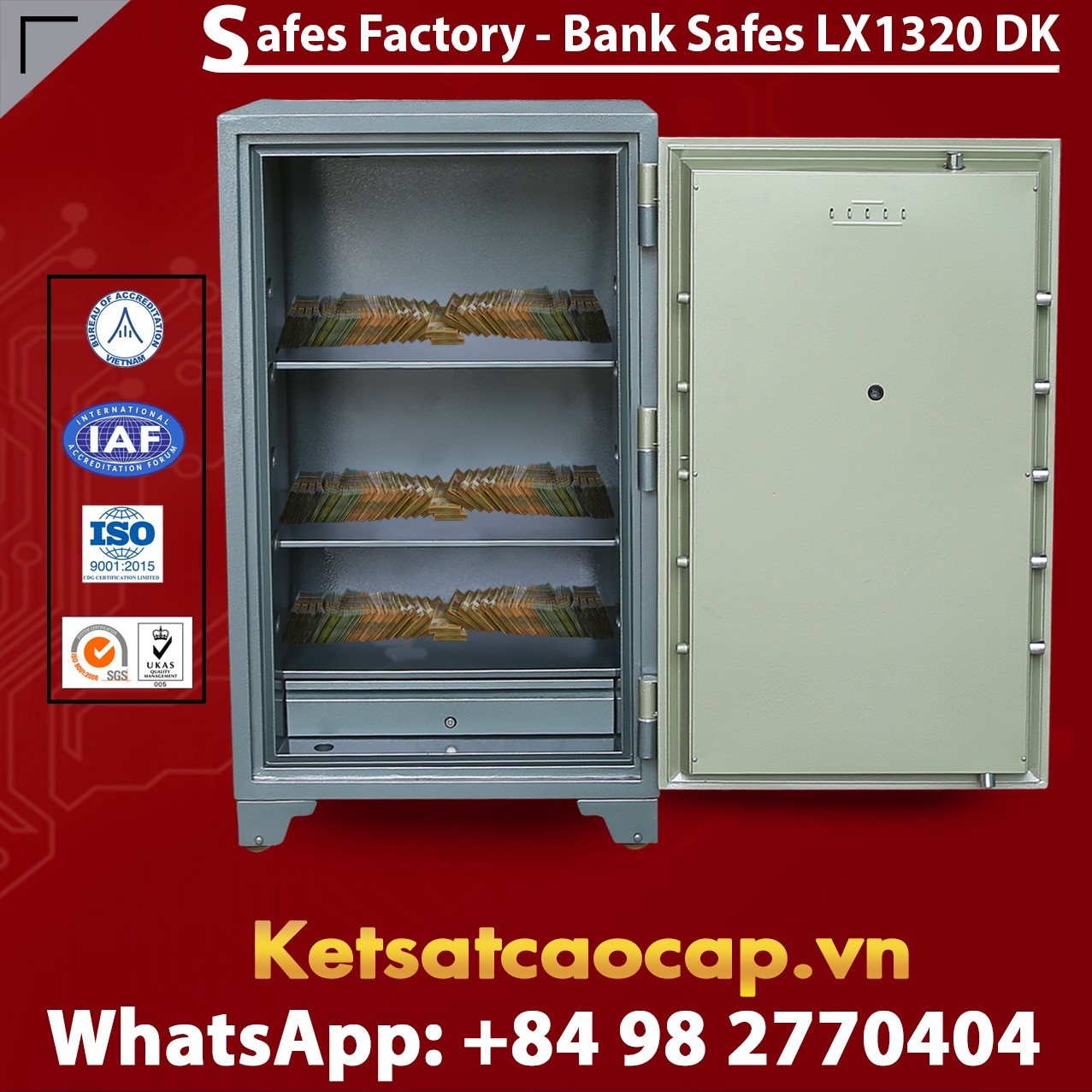 Safe Deposit Box Factory