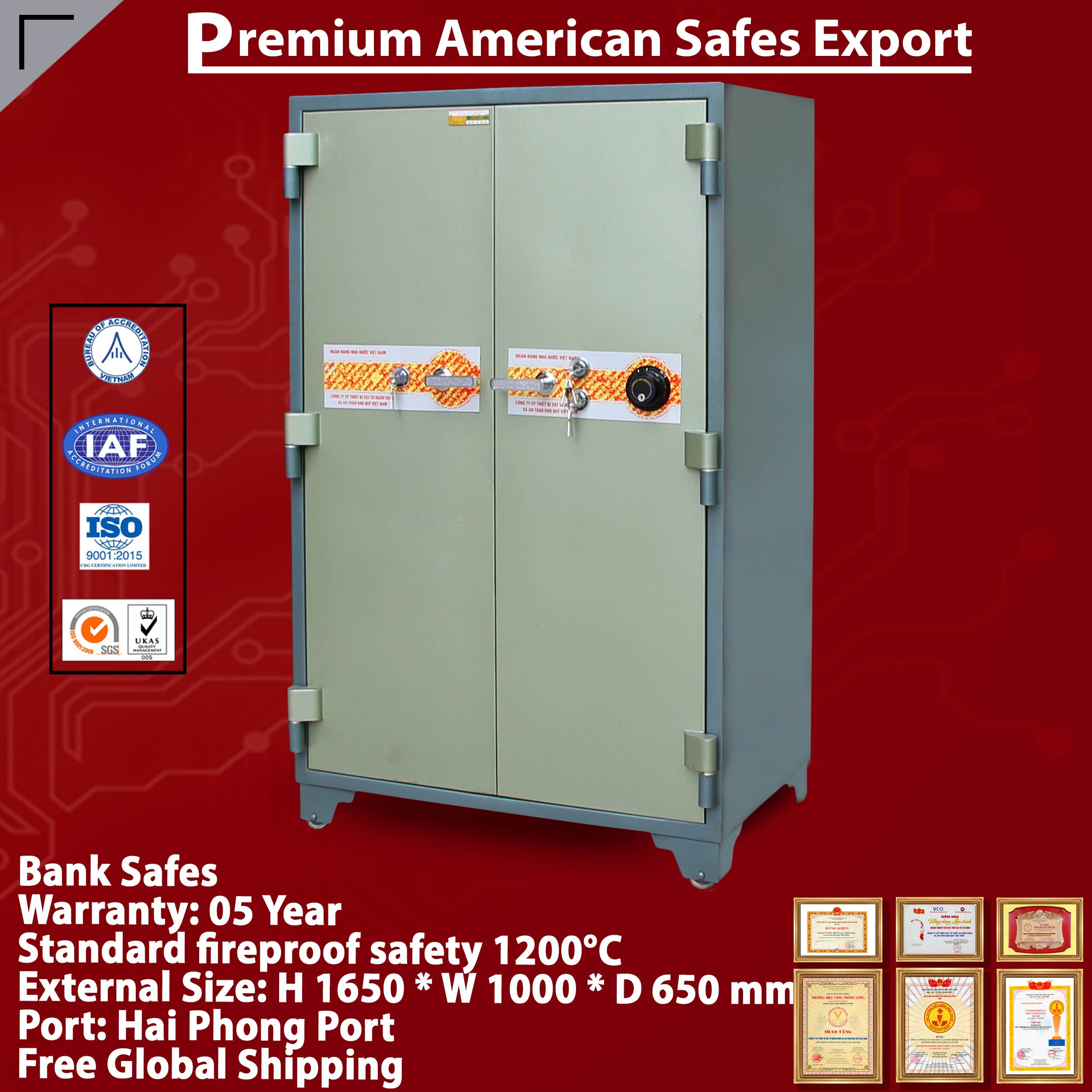 Bank Safes Wholesale Suppliers Online