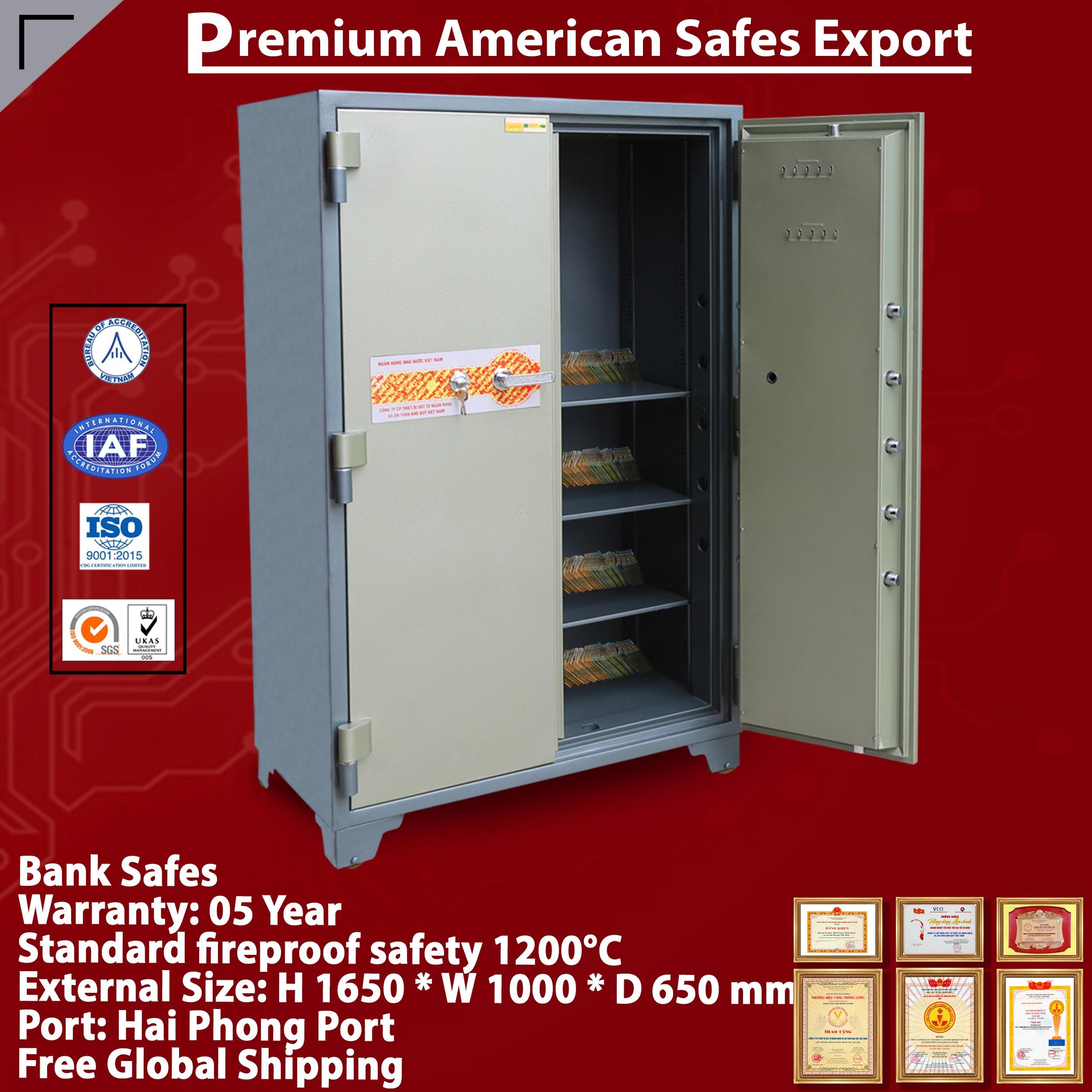 Bank Vaults - Manufacturers & Suppliers In Vietnam