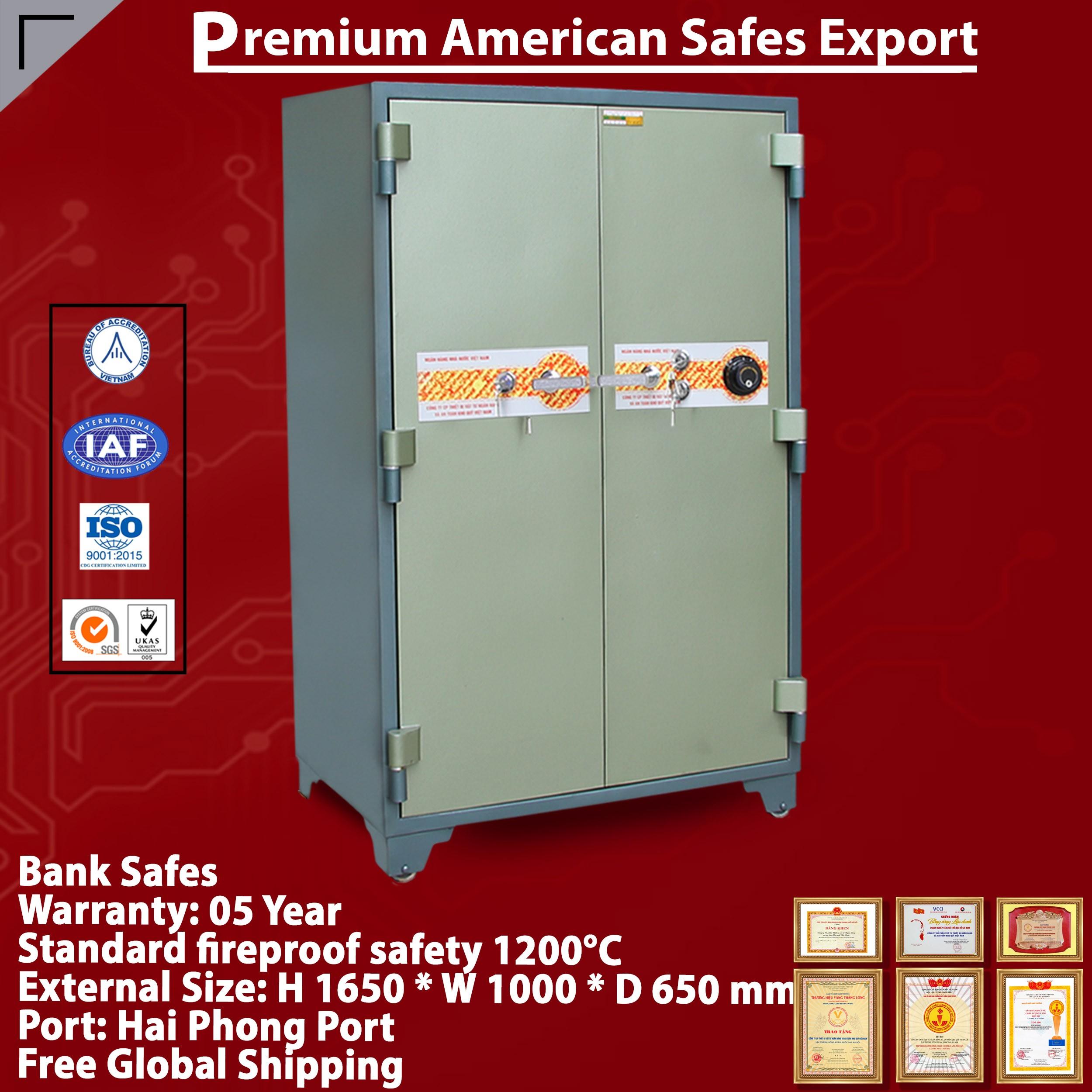 Safes For Banks