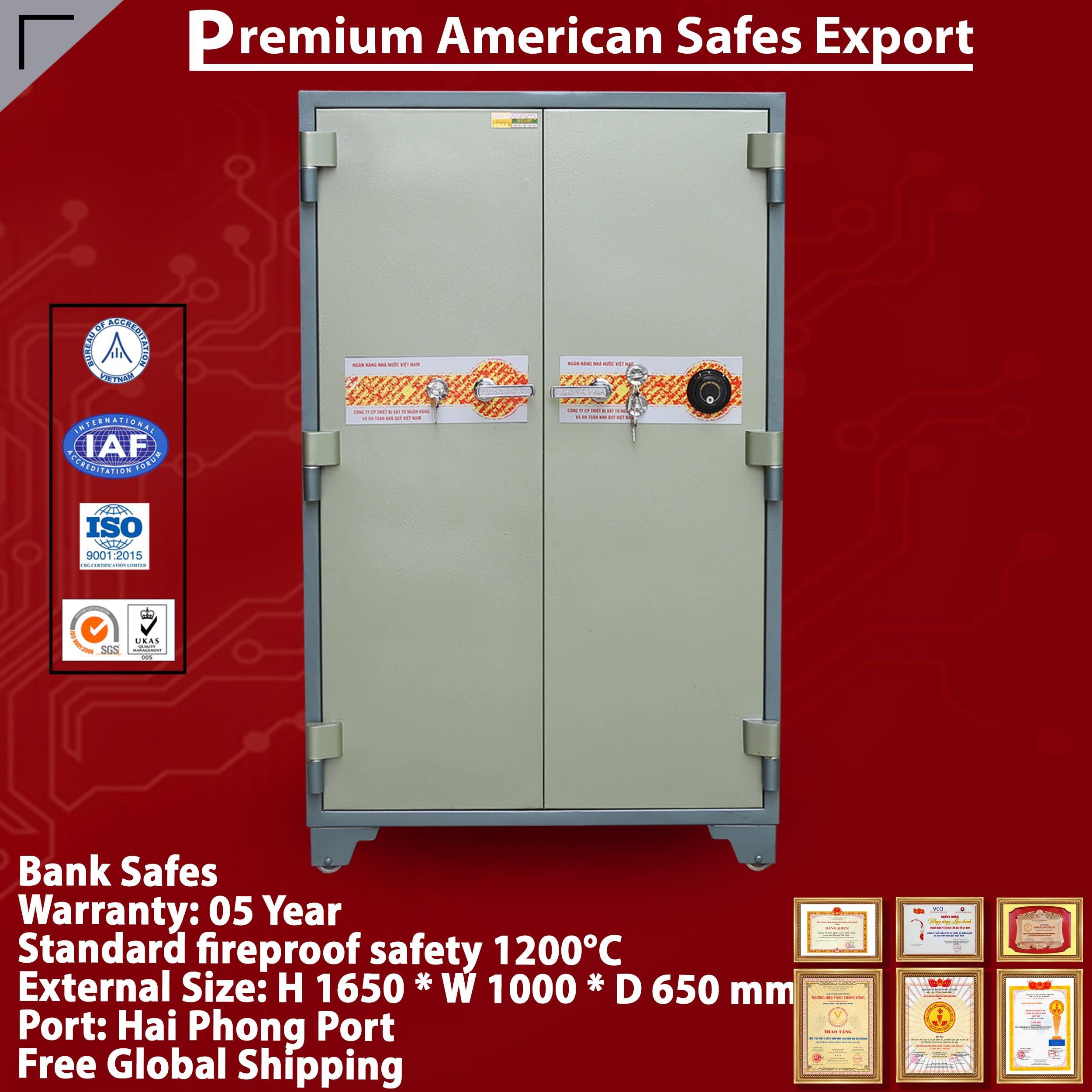 Bank Safes Factory
