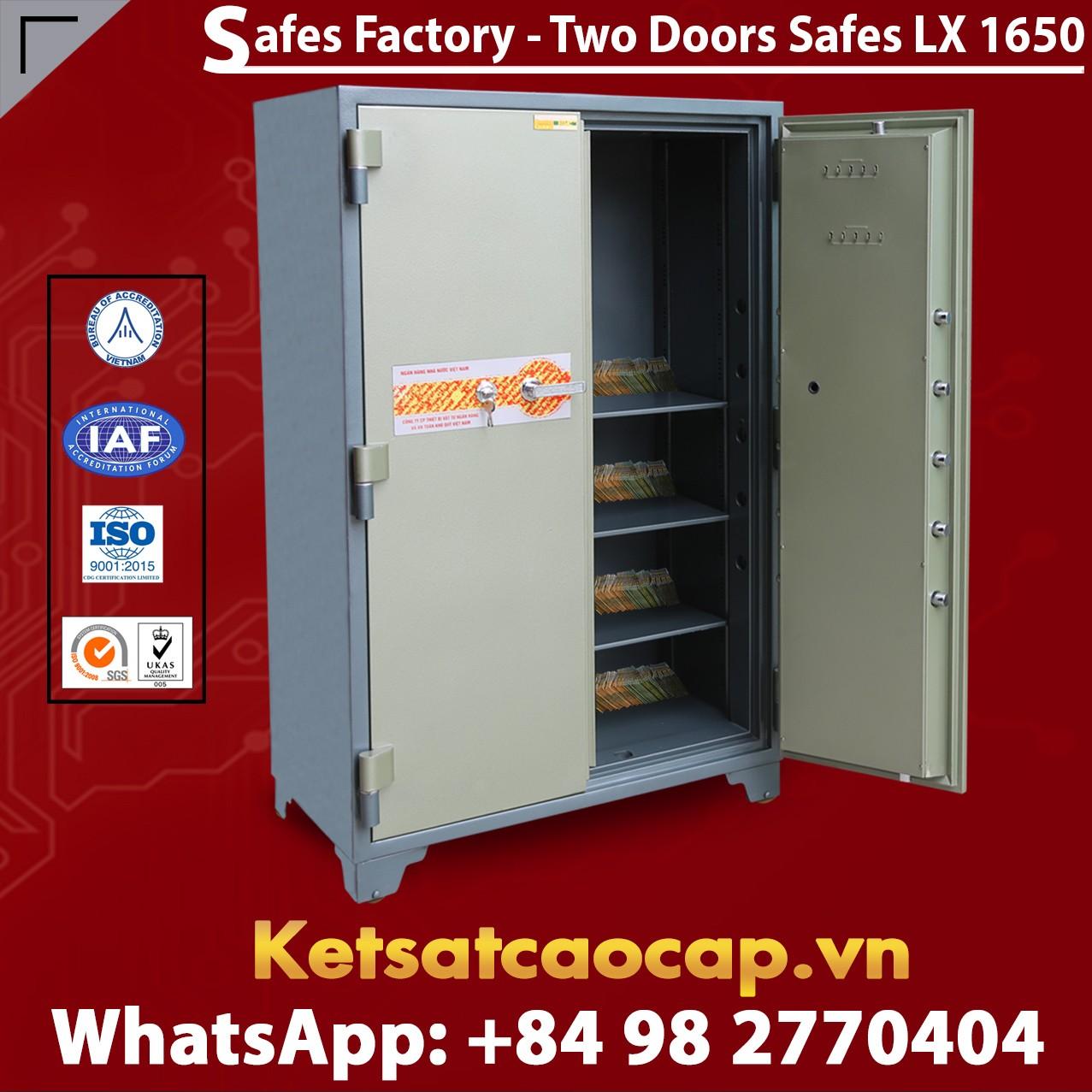 Bank Safe Locker