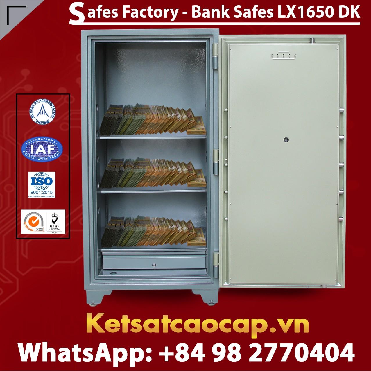 Bank Safes LX1650 DK The Best Bank Safes In the World From BEMC Safe