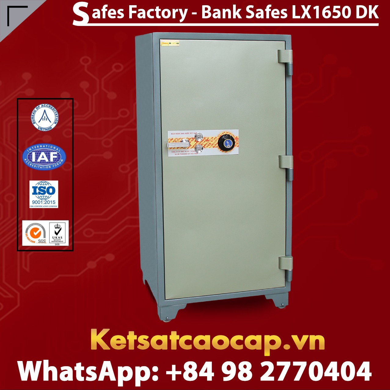 Safe Deposit Box Manufacturers
