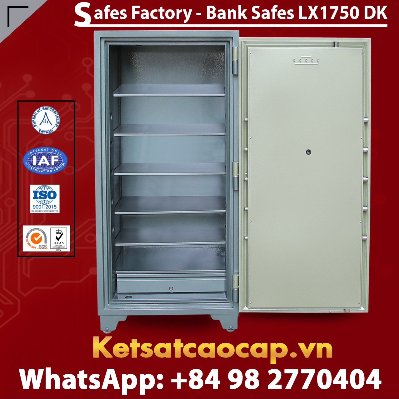 Safe Deposit Box Suppliers and Exporters