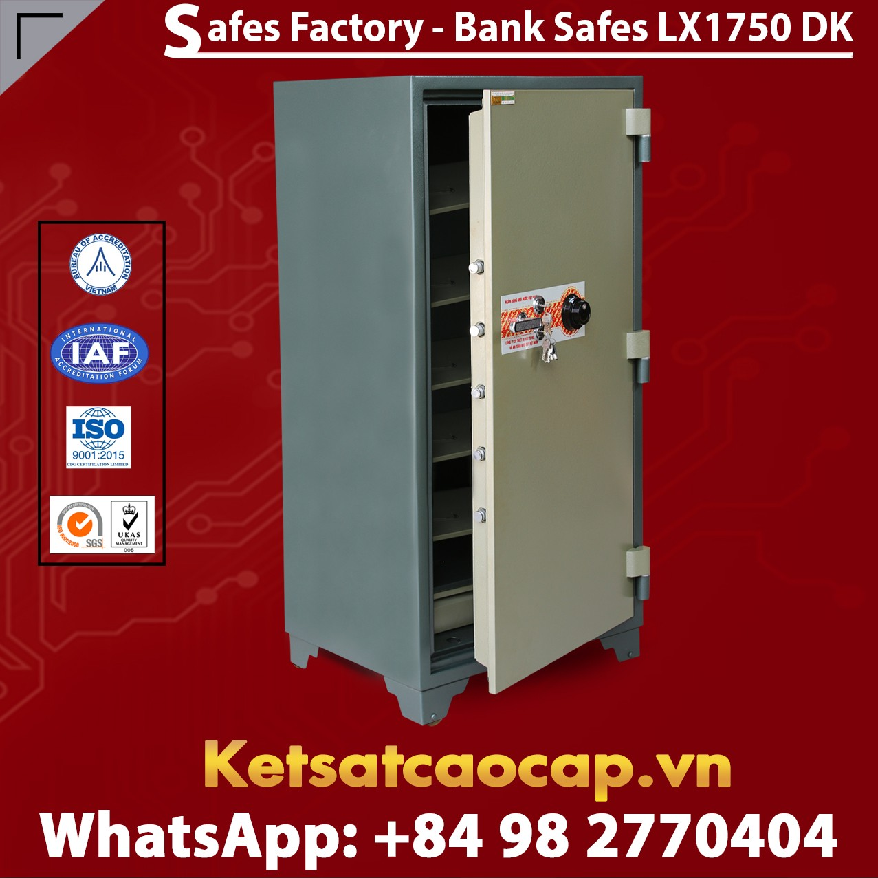 Bank Safe For Sale