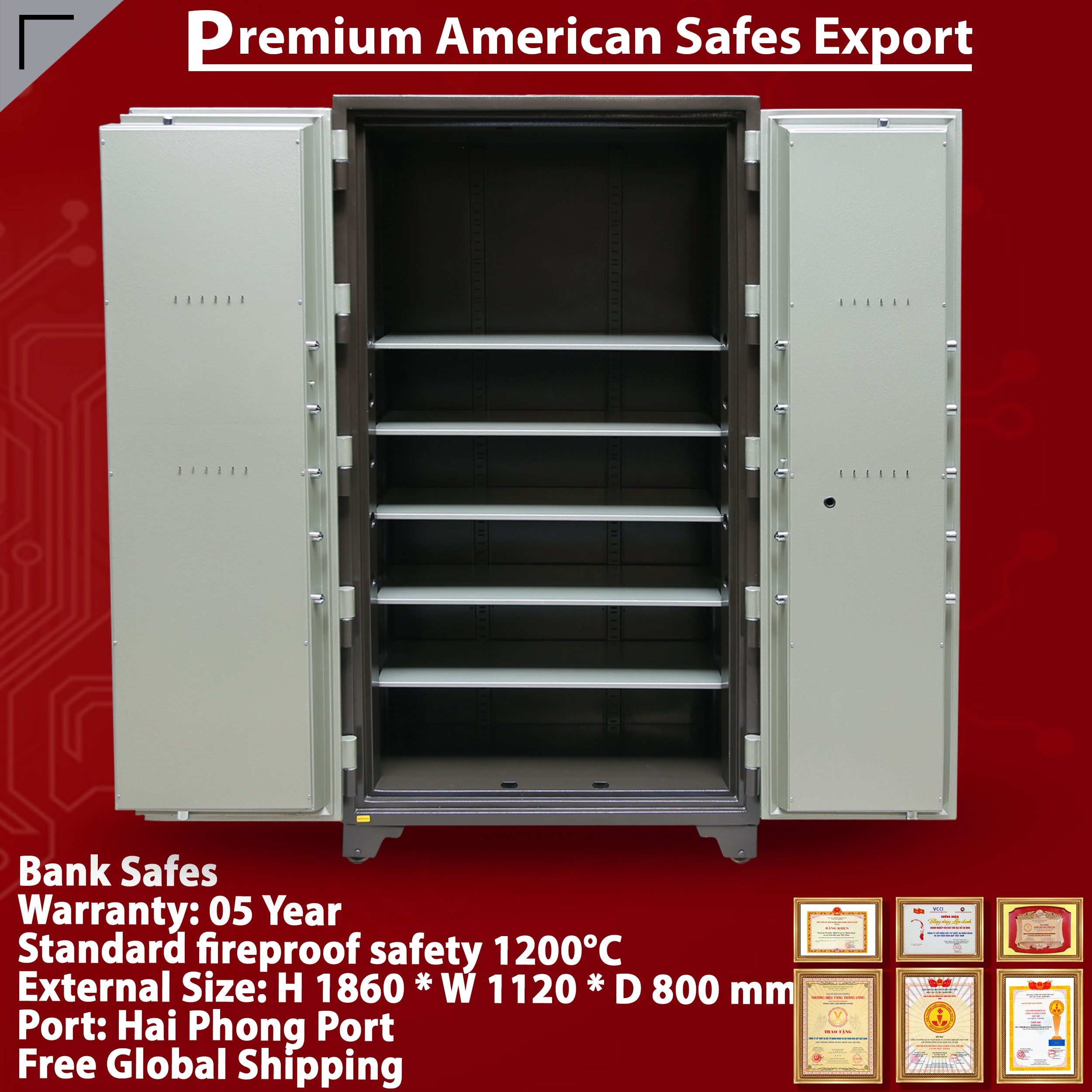 Safes Luxury Home Safes