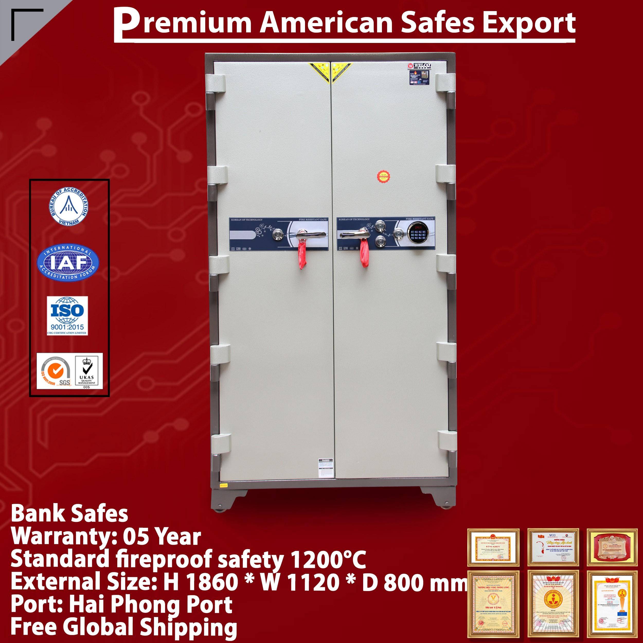 Hotel Safe Deposit Box Factory