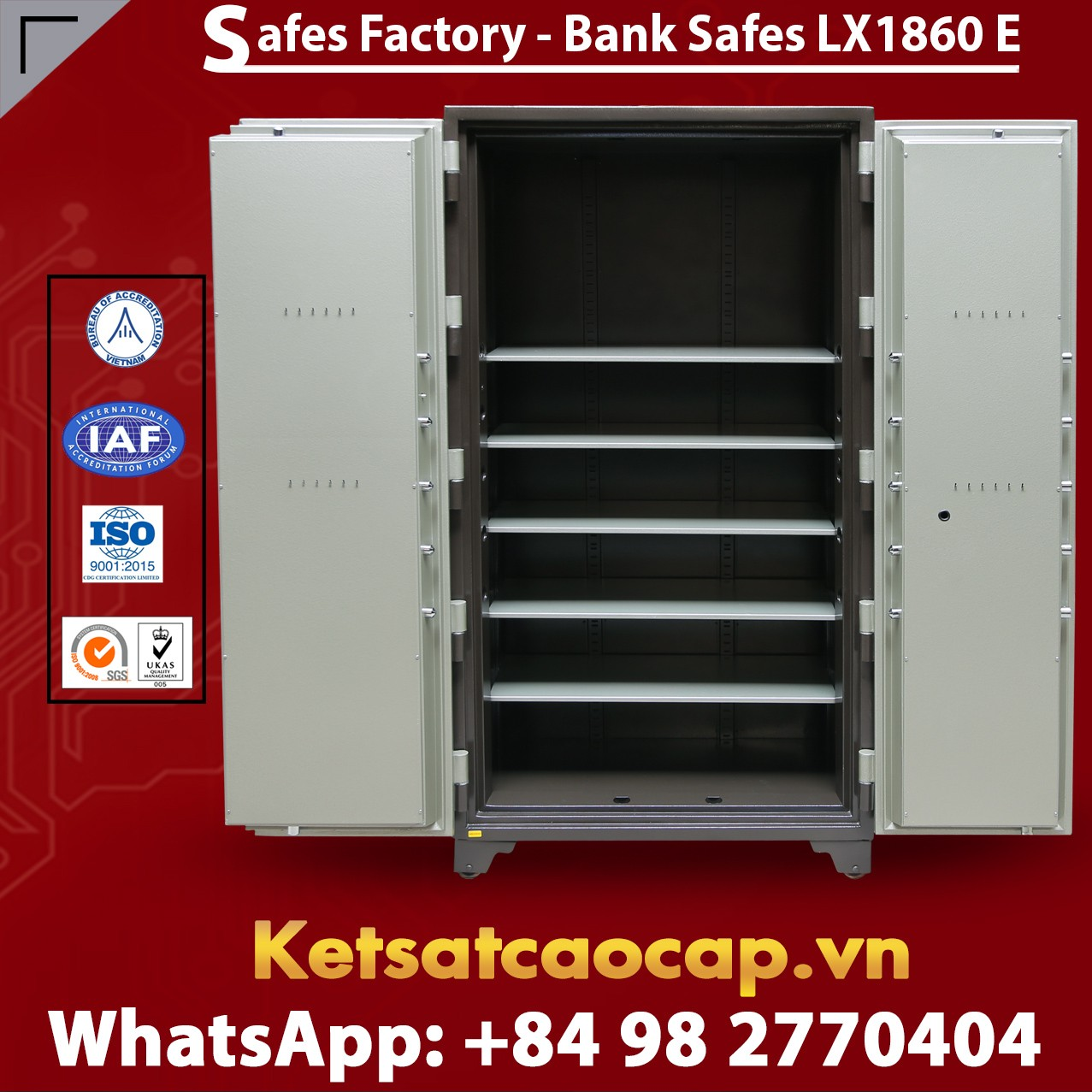 Bank Safes Deposit Box High Quality Price Ratio