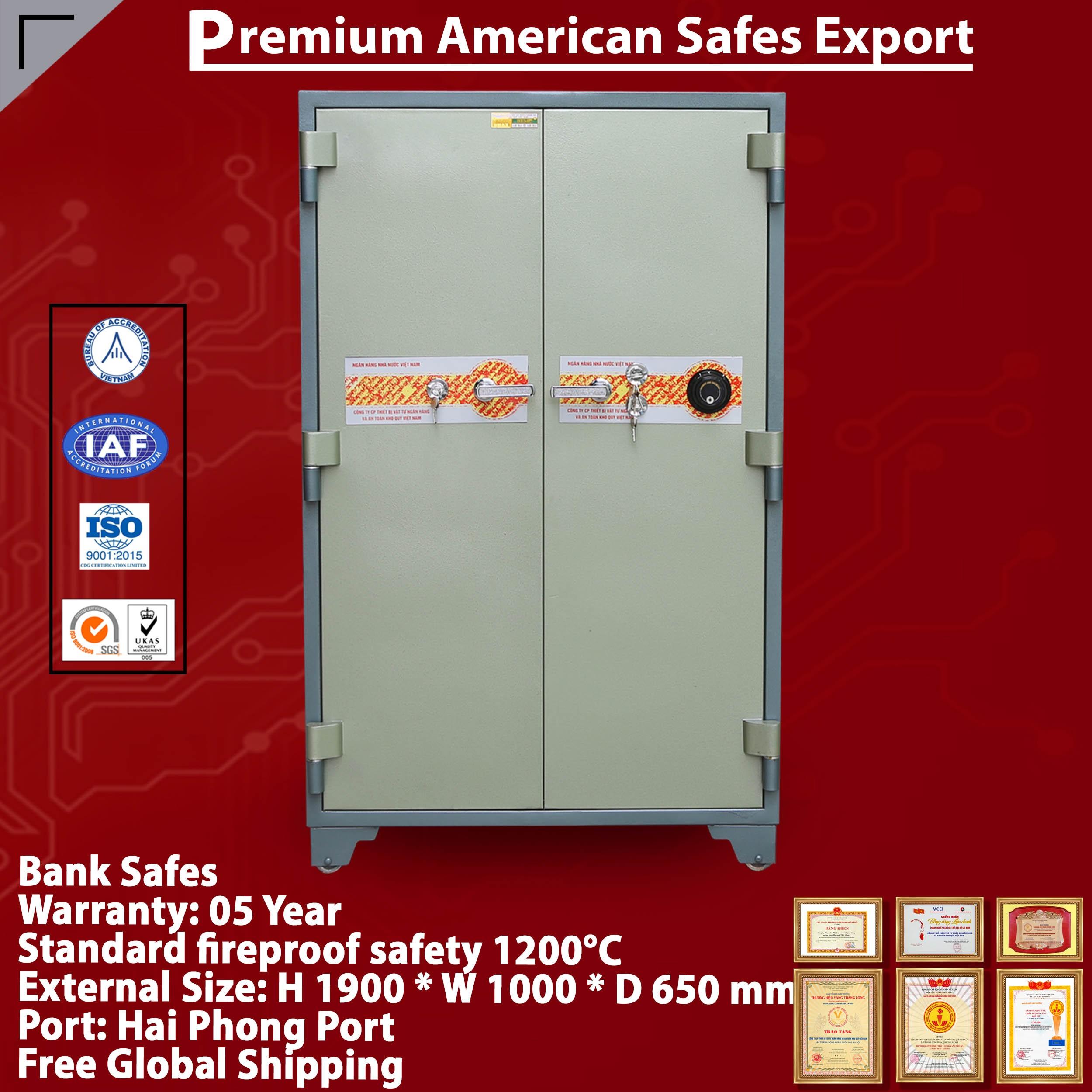 Bank Safes Manufacturers