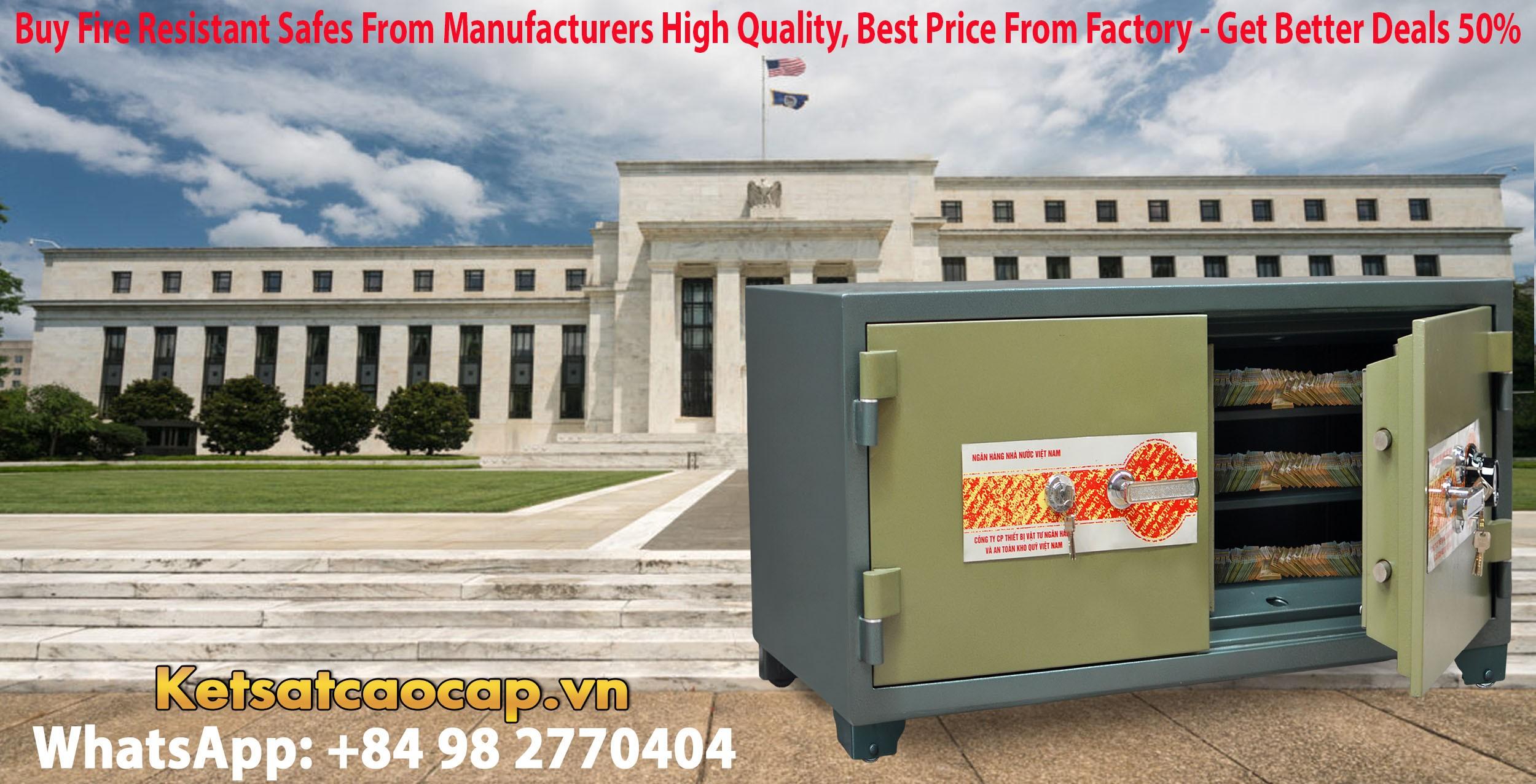 Bank Safes & Vaults