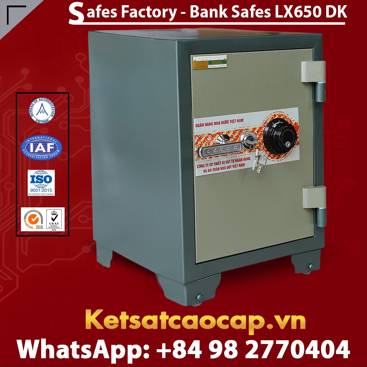 Bank Safes Box High Quality Price Ratio