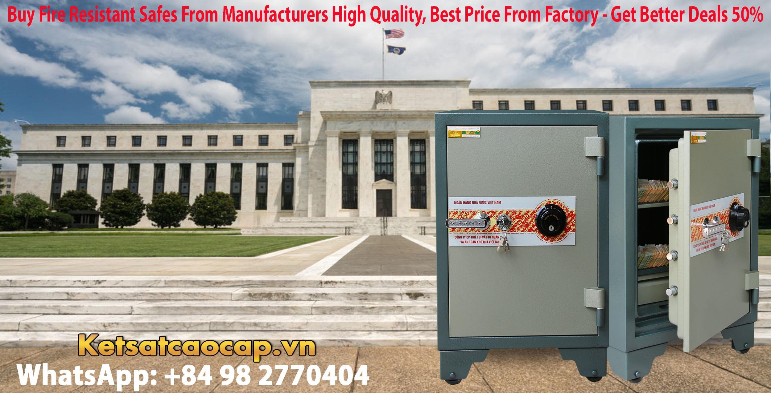hình ảnh sản phẩm Bank Safes LX700 DK Luxurious Design High Quality Secure Bank Safe Box
