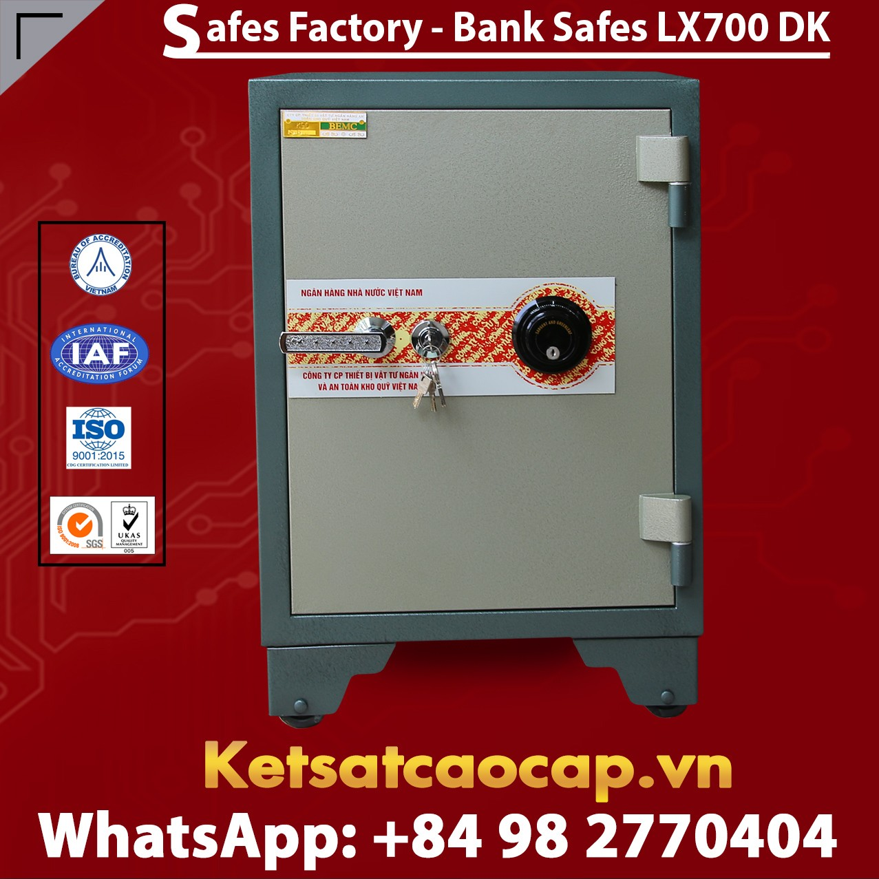 Bank Safes Manufacturers & Suppliers‎