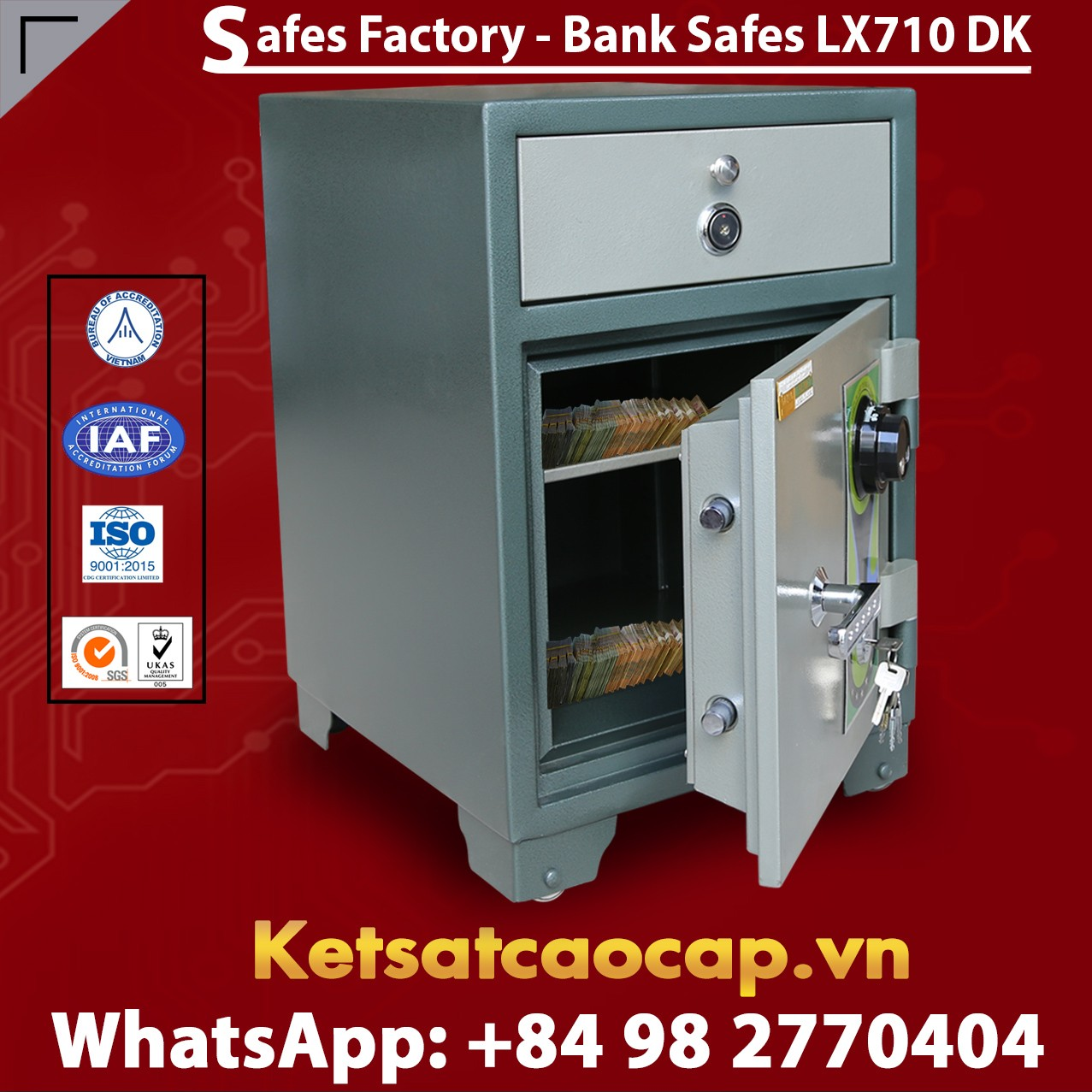 Bank Safes Manufacturers