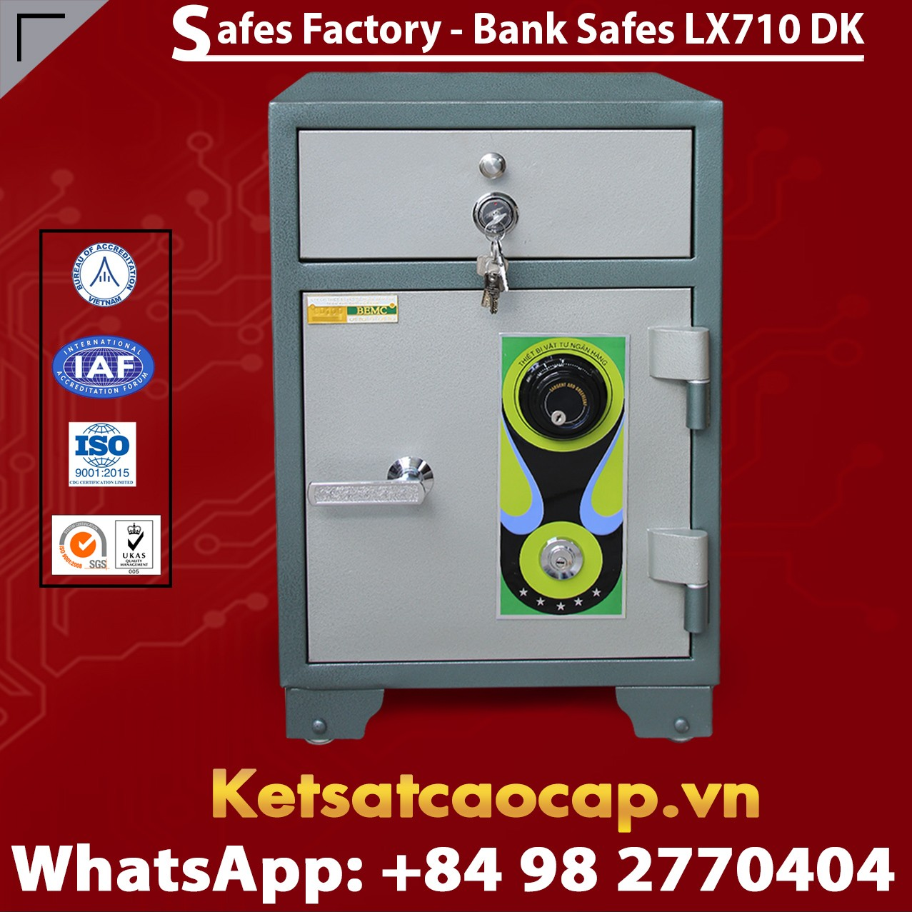 Bank Safes Box Manufacturing Facility