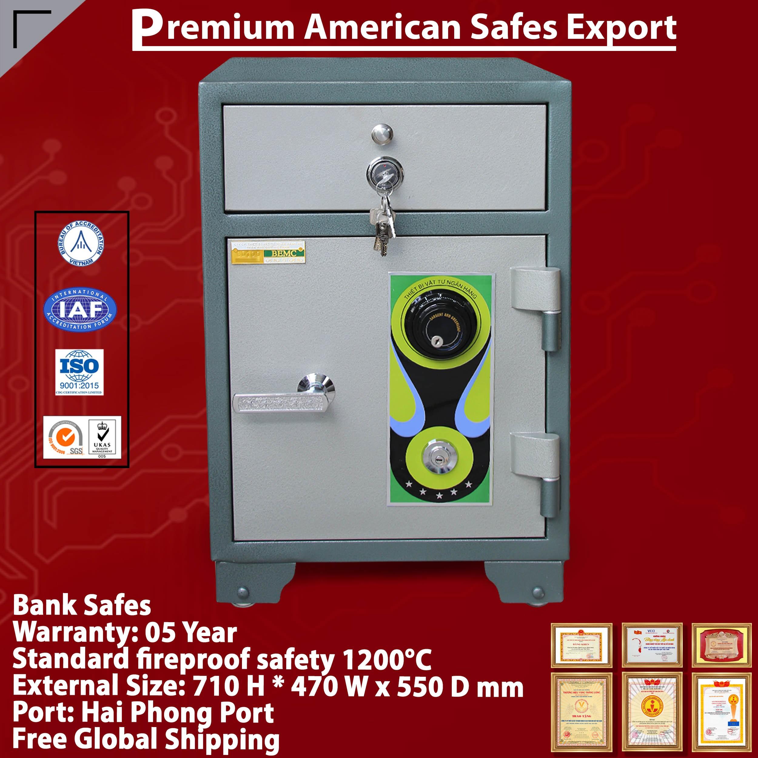 Safe Deposit Box Manufacturing Facility