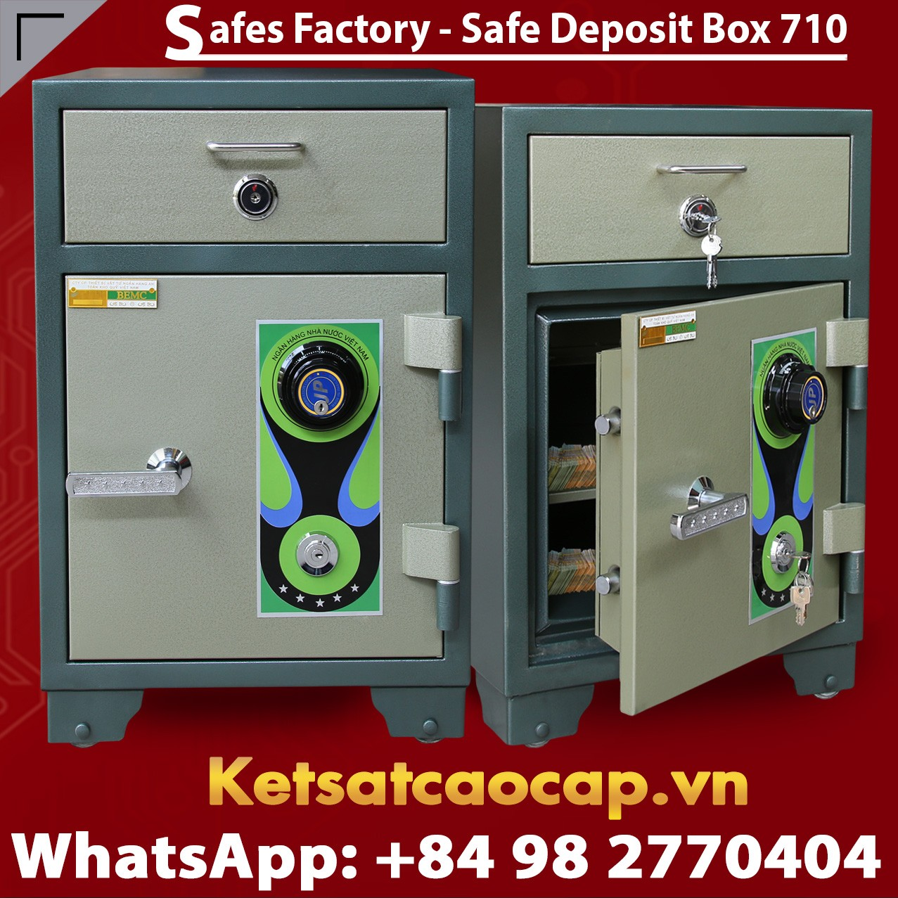 Cash Drop Box Mechanical