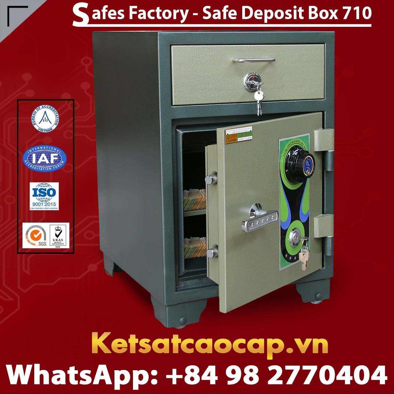 Cash Drop Box Mechanical