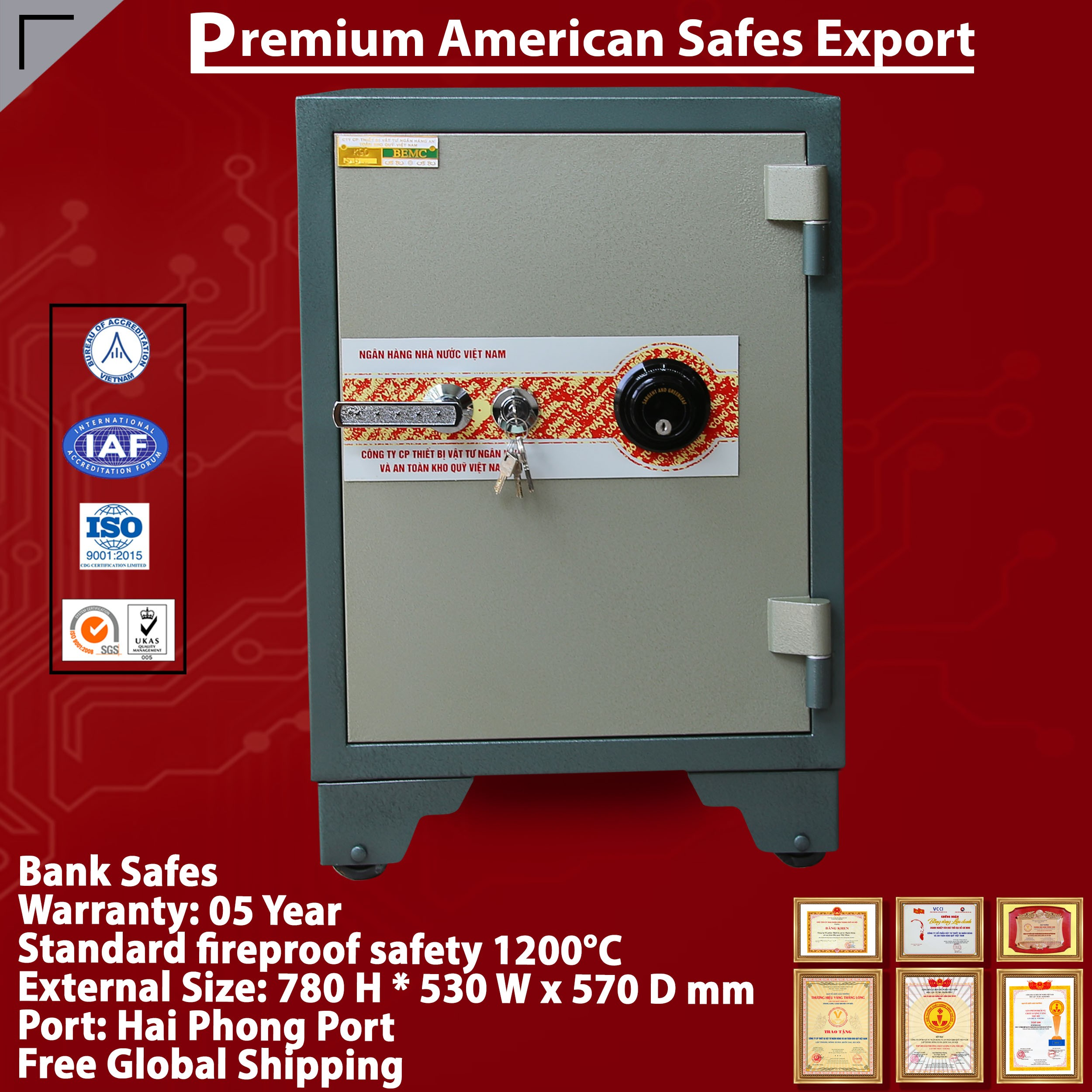 Bank Safes