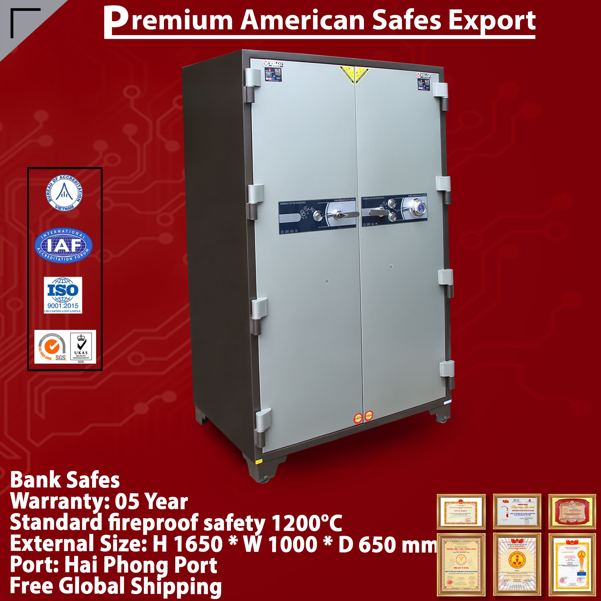 Bank Safes Deposit Box Manufacturers & Suppliers