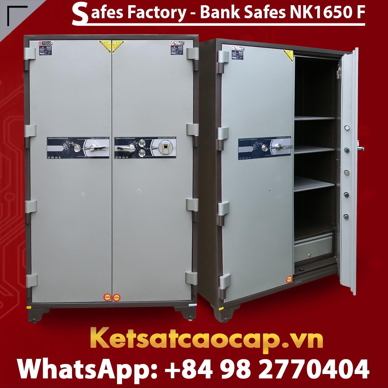 Bank Safes Deposit Box Manufacturing Facility