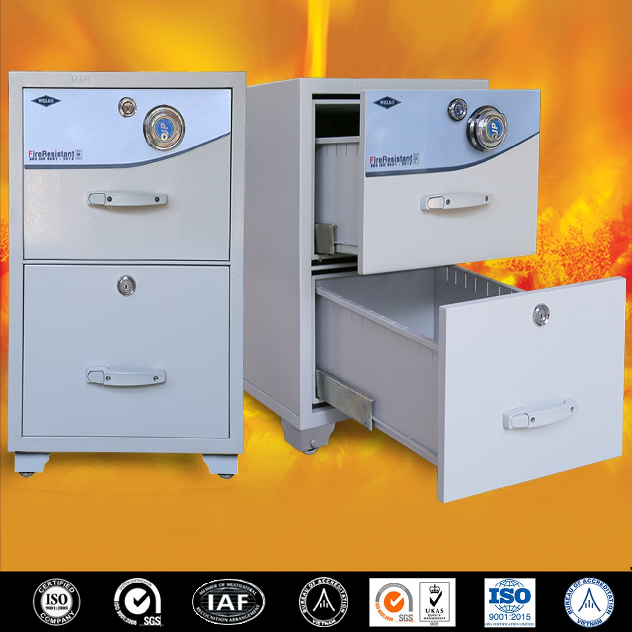 Fire Resistant Cabinets For Office