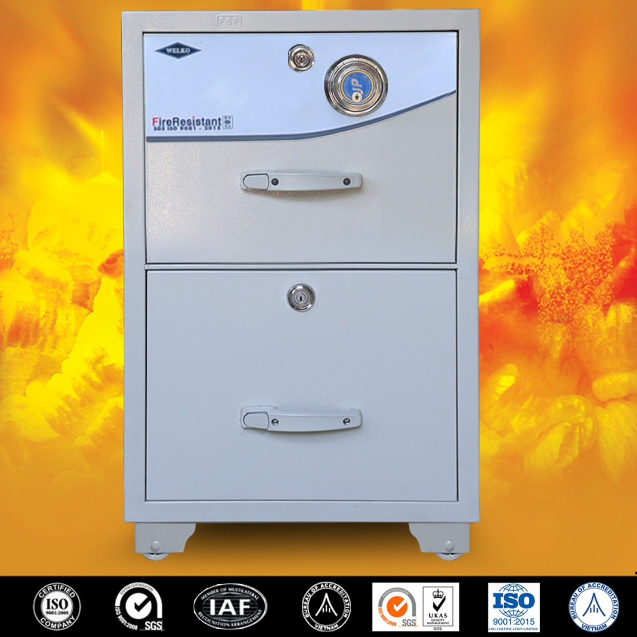 Fireproof Cabinet