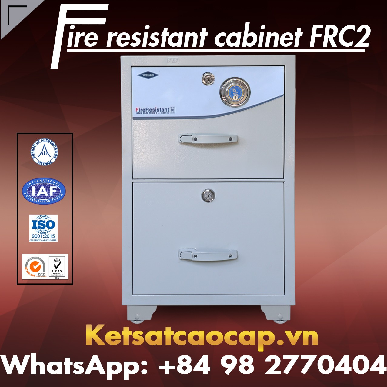 Fire Resistant Cabinets Office